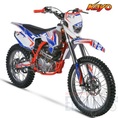 Мотоцикл KAYO K1 250MX (2019)