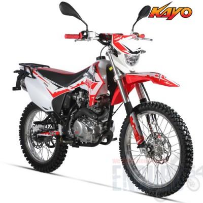 Мотоцикл KAYO T2-G 250 ENDURO (2019)