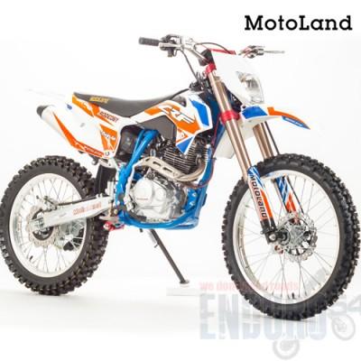 Мотоцикл Motoland CRF 250