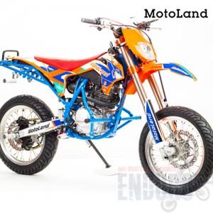 Мотоцикл Motoland CRF 250 STUNT