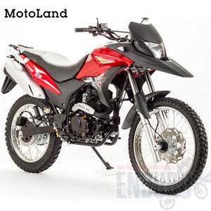 Мотоцикл Motoland GS 250