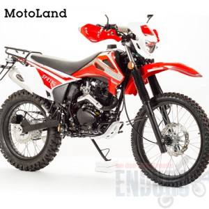 Мотоцикл Motoland Spring 200