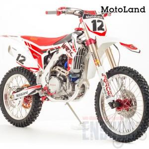 Мотоцикл Motoland WRX 250 NC