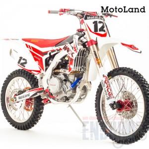 Мотоцикл Motoland WRX 450 NC