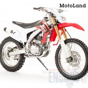 Мотоцикл Motoland XR 250