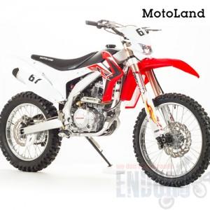 Мотоцикл Motoland XR 250 FA